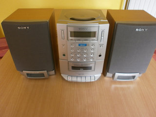 SONY-PMC-R35L Personal Component System