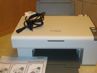Blækprinter Lexmark X2350