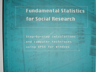 Statistics for Social Research