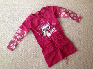 Bluse med Little PetShop