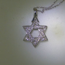 Diamanter STAR of DAVID
