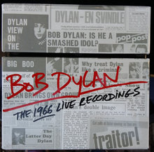 Bob Dylan. the 1966 live recordings