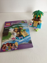 Lego Friends Skildpaddens lille oase