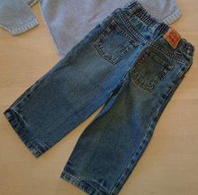 Levis 526 Relaxed fit jeans. Str 92