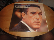 LP med filmidolet Anthony Quinn