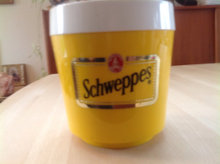 Schweppes isspand