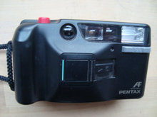 Pentax PC-303 point and shoot