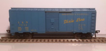 Fleischmann H0 Box car art. no 1427