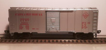 Fleischmann H0 Box car art. no 1428