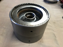 Koblingshus for Ford 550 rendegraver