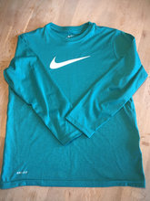 Nike dri-fit bluse str 10/12