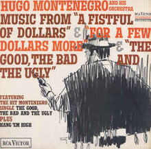 """Hugo Montenegro -  Music From """"A Fistful"""