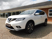 Nissan X-Trail 7 pers. 1,6 Dig-T Acenta 163HK 5d 6g