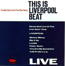 Freddy Starr And The Star Boys - This Is