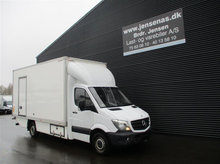 Mercedes-Benz Sprinter 319 ALUKASSE/LIFT  3,0 CDI 190HK Ladv./Chas.
