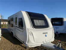 Knaus Scandinavian Selection  650 UDF  2020