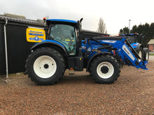 New Holland T7.165S MY 18