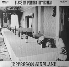Jefferson Airplane - Bless Its Pointed L