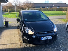Ford S-Max, 2,0 diesel, Aut., 7 pers.