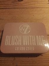 W7) Blush with me.  Colour cubes