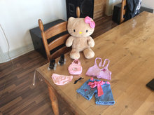 3 stks Build A Bear Hello Kitty