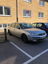 Ford Mondeo 1.8 benzin