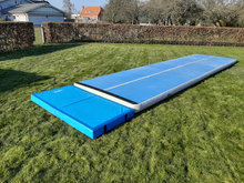 Airtrack, 8x2 meter H20