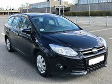 Ford Focus 1,6 TDCi Edition stc. 6 gear