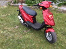 Fin Pgo hot 50 30scooter