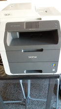 BROTHER  Wi-Fi Color Printer/Scanner DCP