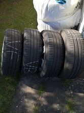 Michelin sommerdæk 205/55-16