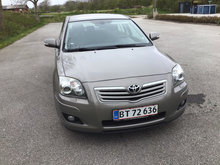 Toyota/Avensis/byttes