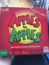 Spil: Apples to apples, partybox