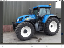 New Holland 7550