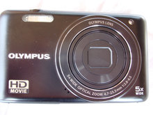 Olympus 5xoptisk zoom HD film