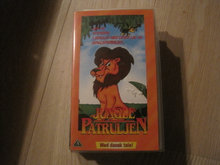 vhs bånd Jungle Patruljen