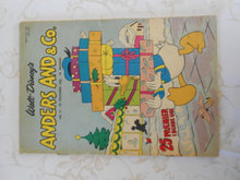 Anders And & Co nr. 51 1966