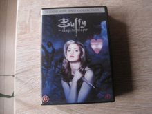 dvd Buffy the vampire slager   12 afsnit