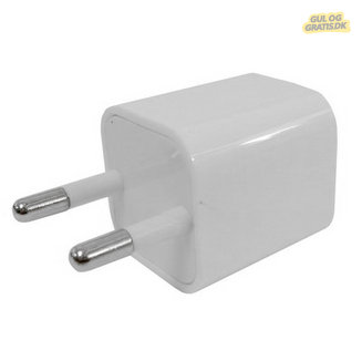 Kampagne vare, 5V 1A USB Lader til Apple iPhone /  iPod / iPadmini., billede 1