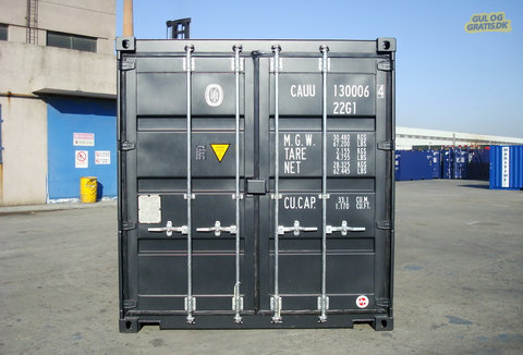 20 fods containere, billede 1