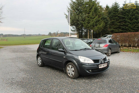 Renault Scenic II 1,9 dCi 130 Expression, billede 1