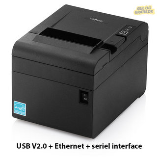 Capture bonprinter Ethernet-USB-seriel, billede 1