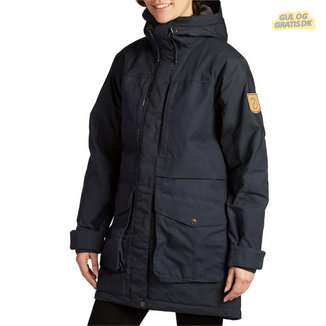 Fjällräven Barants parka str 38 sort, billede 1