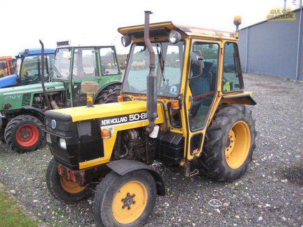 New Holland 50-86s , billede 1