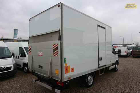 Iveco Daily 2,3 35S13 Alukasse, billede 1