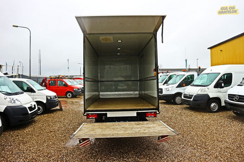 Iveco Daily 2,3 35S13 Alukasse m/lift, billede 1