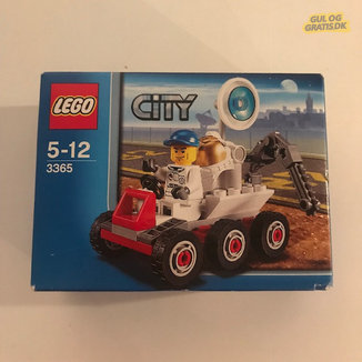 Lego City NY model 3365 Space Moon buggy, billede 1