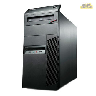 Lenovo ThinkCentre M92P Tower - Intel i5 3470 3,2GHz 240GB SSD + 500GB HDD 8GB Win10 Home - Grade A, billede 1