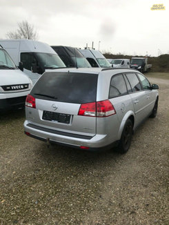 Opel Vectra 2,2 16V Direct Wagon, billede 1
