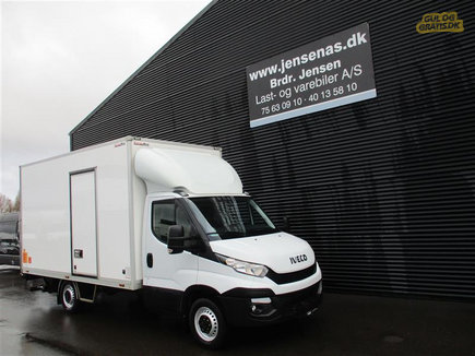 Iveco Daily 35S13 ALUKASSE/LIFT 2,3 D 126HK Ladv./Chas., billede 1